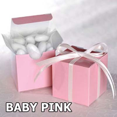 See our range of baby pink party & wedding supplies